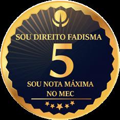 Selo MEC Direito FADISMA FADISMA