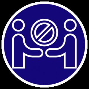 Evite comportamentos sociais