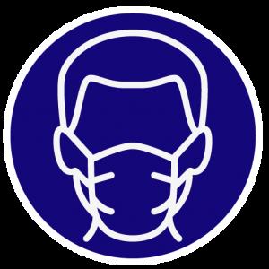 O uso correto de máscara de proteção facial