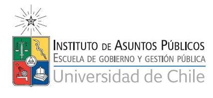 Instituto de Asuntos Públicos - Universidad de Chile